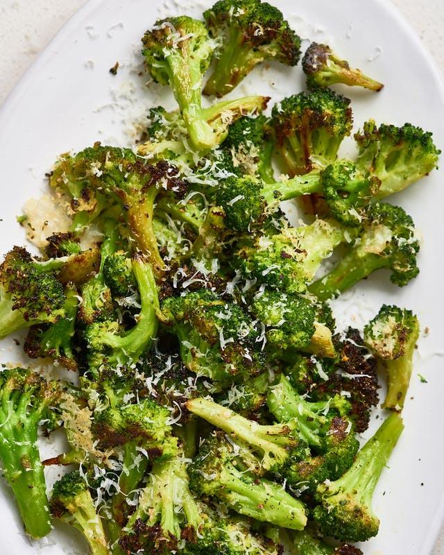Tarif: Fırın Kavrulmuş Dondurulmuş Brokoli