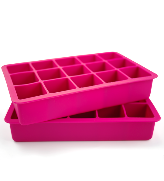 Tovolo Perfect Cube Silicone Ice Cube Trays