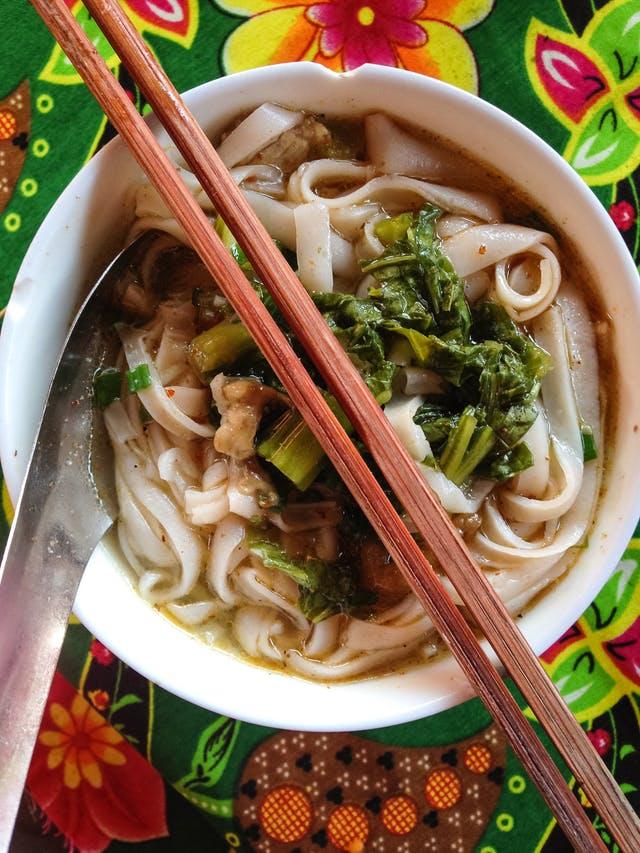 Apa Yang Saya Ketahui Mengenai Makan Pho Di Vietnam