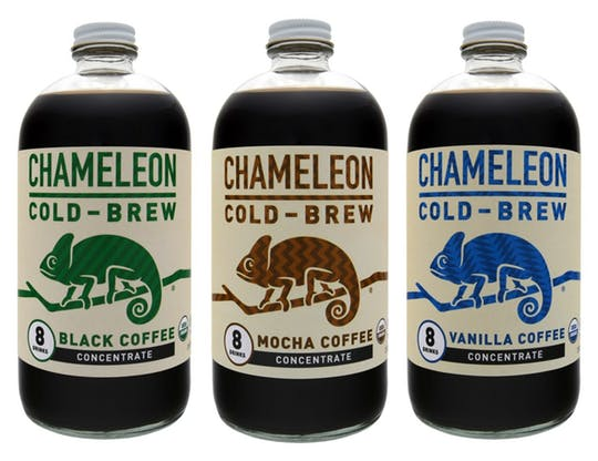chameleón Cold-Brew Coffee