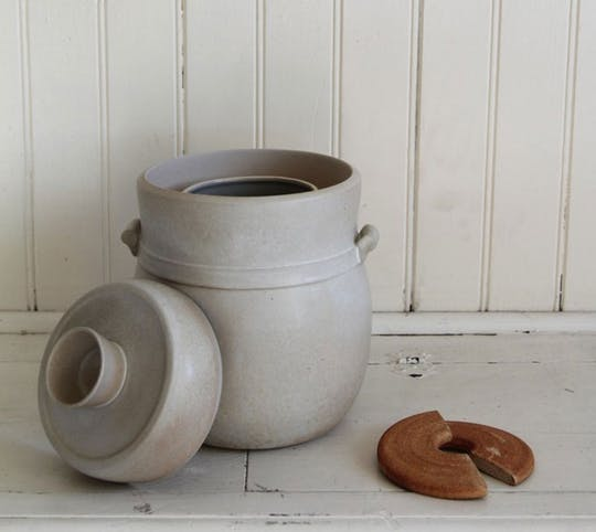 fermantasyon Jar from Counter Culture Pottery